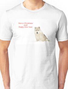 Christmas Arctic wolf T-Shirt
