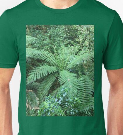 Ferns Unisex T-Shirt