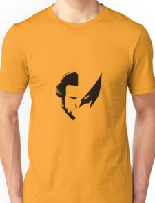 Double Face of the Beast Unisex T-Shirt