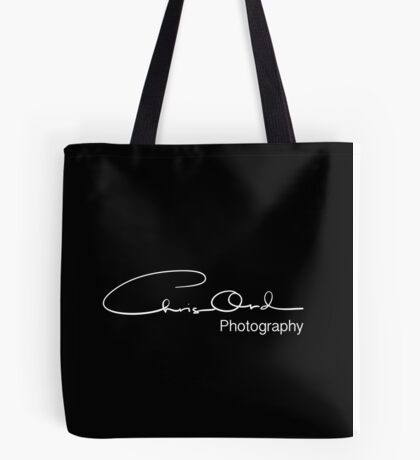 Chris Ord Photography White Tote Bag