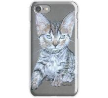 Kitten by Edward Scale iPhone Case/Skin