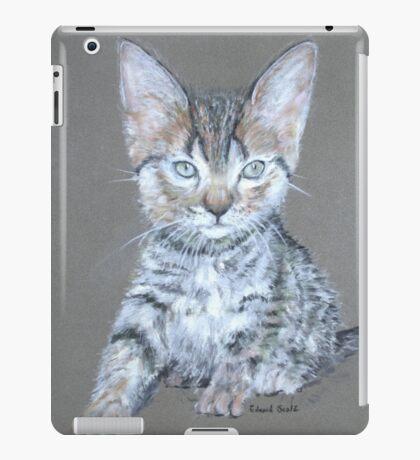 Kitten by Edward Scale iPad Case/Skin