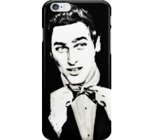 Bow Tie Kendall iPhone Case/Skin