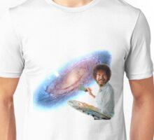 The Bob Ross Galaxy Unisex T-Shirt