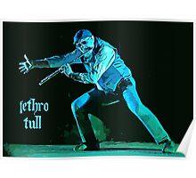 Jethro Tull  Poster