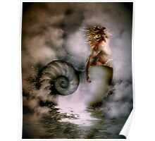 Nerites Sea God Poster