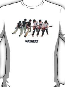 Ratatat - Self Titled Design T-Shirt