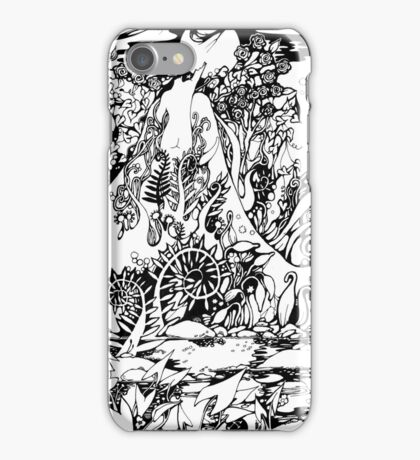 Rose's Garden iPhone Case/Skin
