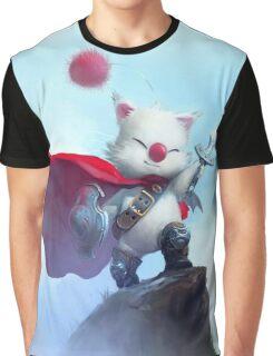 Super Moguri Graphic T-Shirt