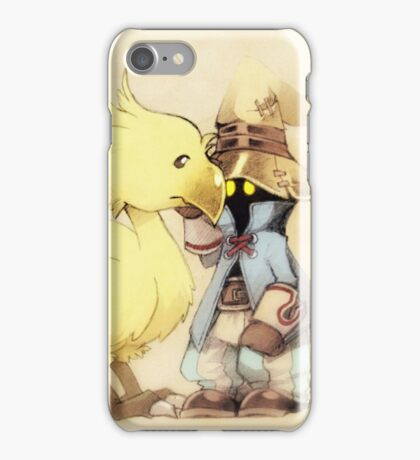 Vivi & Chocobo iPhone Case/Skin
