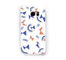 bowties v2 Samsung Galaxy Case/Skin