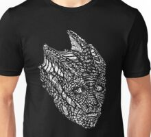 Madame Vastra (whiteline) Unisex T-Shirt
