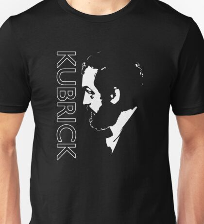 Stanley Kubrick - A Clockwork Orange - Full Metal Jacket Unisex T-Shirt