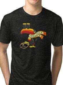 Guinness Irish Rugby Toucan Tri-blend T-Shirt