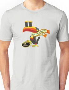 Guinness Irish Rugby Toucan Unisex T-Shirt