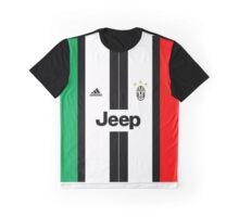 Juventus Flat Design Graphic T-Shirt