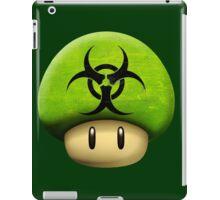 Biohazard Mario's mushroom iPad Case/Skin
