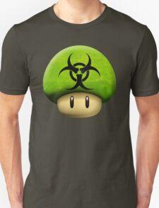 Biohazard Mario's mushroom T-Shirt
