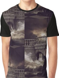 Bridge Over Troubled Waters Graphic T-Shirt