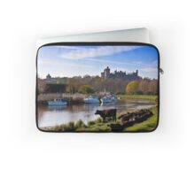 Arundel Castle From The River Laptop Sleeve