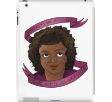 Shirley Bennett iPad Case/Skin