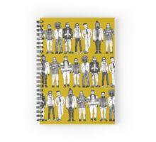 DUDES Spiral Notebook