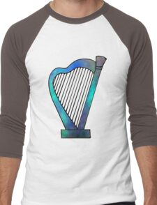 Harp  Men's Baseball ¾ T-Shirt
