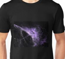 abstract artistic background Unisex T-Shirt