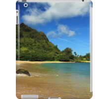 The Rock At Tunnels Beach iPad Case/Skin