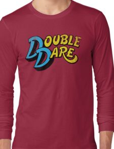 Double Dare (vintage) Long Sleeve T-Shirt