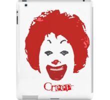 Creep iPad Case/Skin
