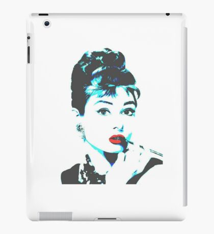 Audrey Hepburn iPad Case/Skin