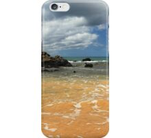 Fishing In Maui iPhone Case/Skin