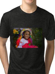 Cuenca Kids 865 Tri-blend T-Shirt