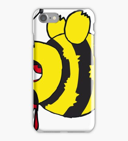 Return of the living Zombee iPhone Case/Skin