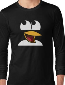 Awesome Linux Penguin Long Sleeve T-Shirt
