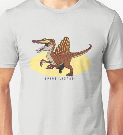 Spinosaurus - Paleobeasties 006 Unisex T-Shirt