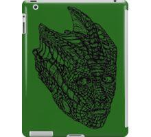 Madame Vastra (blackline) iPad Case/Skin