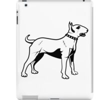 Pit Bull Terrier Old School iPad Case/Skin