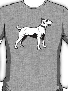 Pit Bull Terrier Old School T-Shirt