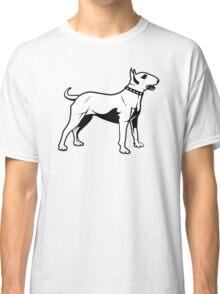 Pit Bull Terrier Old School Classic T-Shirt