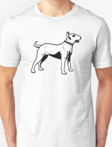 Pit Bull Terrier Old School T-Shirt