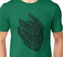 Madame Vastra (blackline) Unisex T-Shirt