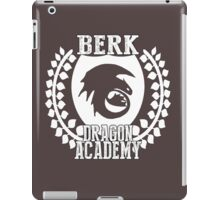 Berk Dragon Academy Tee iPad Case/Skin