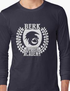 Berk Dragon Academy Tee Long Sleeve T-Shirt