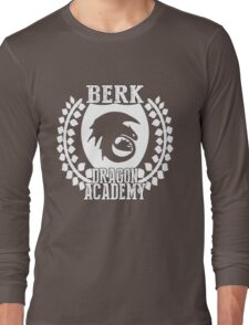 Berk Dragon Academy Tee Long Sleeve T-Shirt