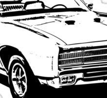 GTO 1969 Goat Pontiac GTO Muscle Car! Sticker