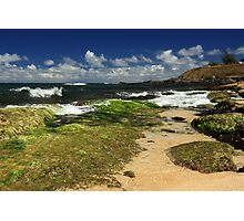 Ho'okipa Beach Maui Photographic Print