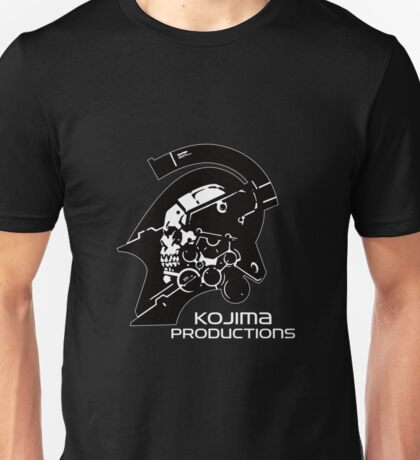 KOJIMA PRODUCTIONS New Kojipro Logo Hideo Kojima Unisex T-Shirt