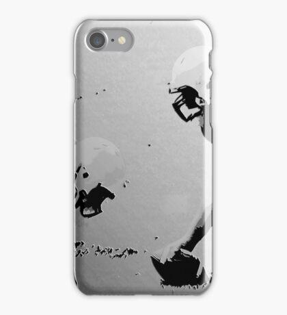 Hut Hut Hike iPhone Case/Skin